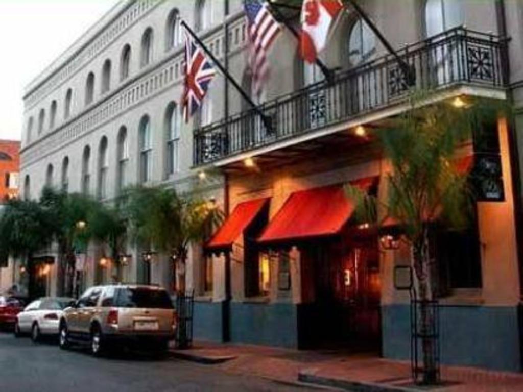 Conti Street New Orleans Restaurants
