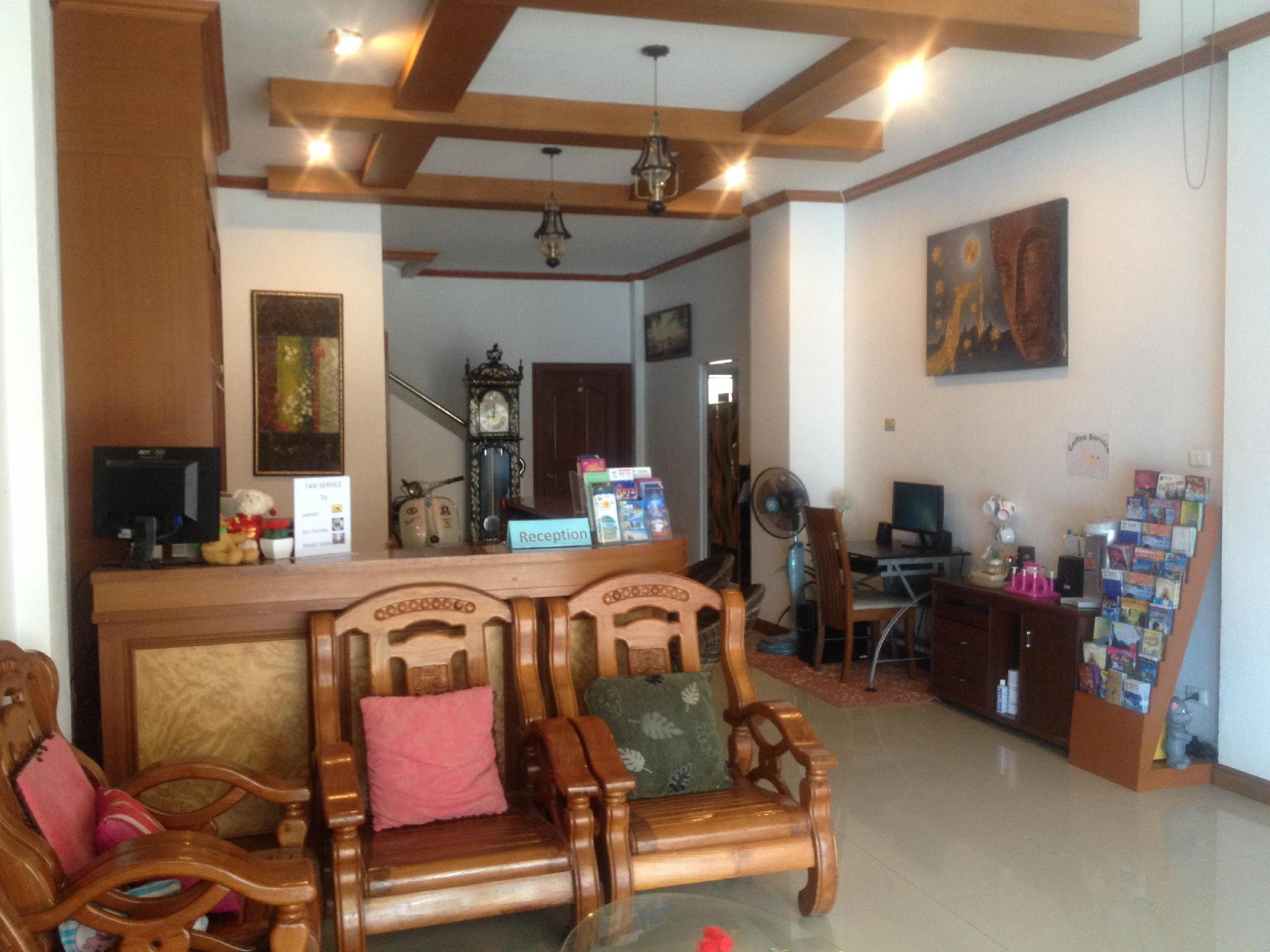 Suksan Patong Place Guesthouse, Pulau Phuket