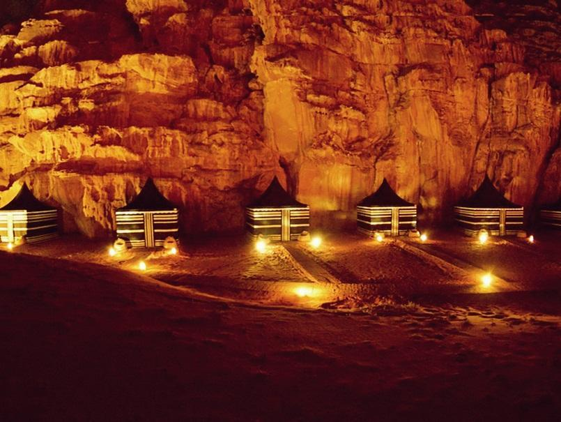 Wadi Rum Night Luxury Camp, Quaira