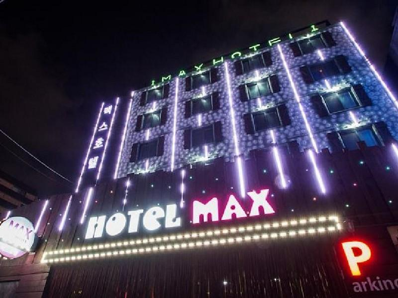 Daejeon Hotel Max, Dong