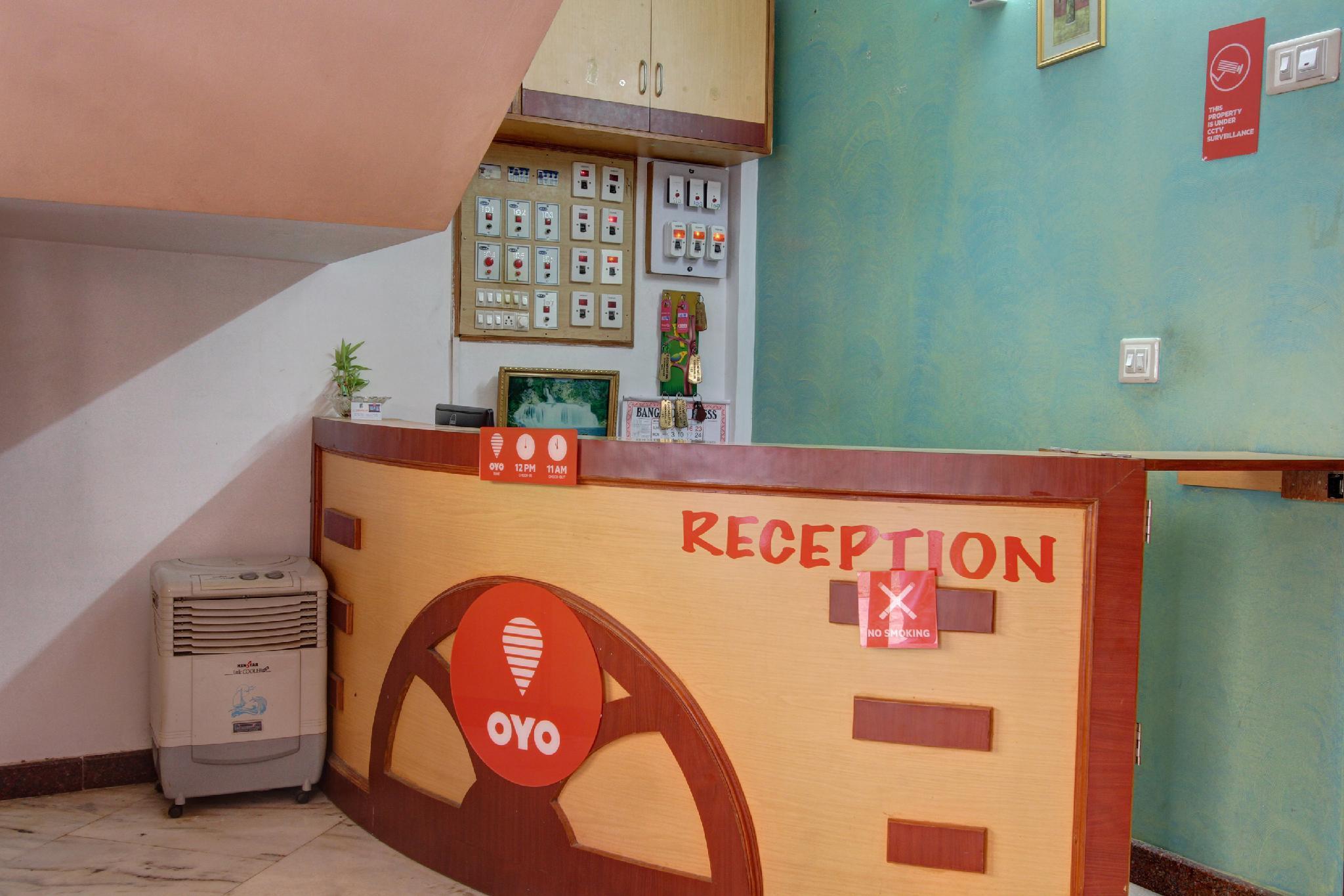 OYO 19616 F J Comforts Inn, Chikmagalur
