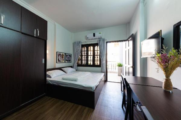 THAI ANH LUXURY SERVICE APARTMENT Ho Chi Minh City