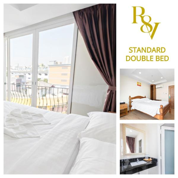 Standard Double Bed (SDB)-Royale 8 Ville
