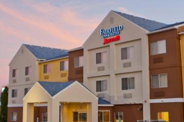 北喬利埃特/普蘭菲爾德Fairfield Inn&Suites酒店