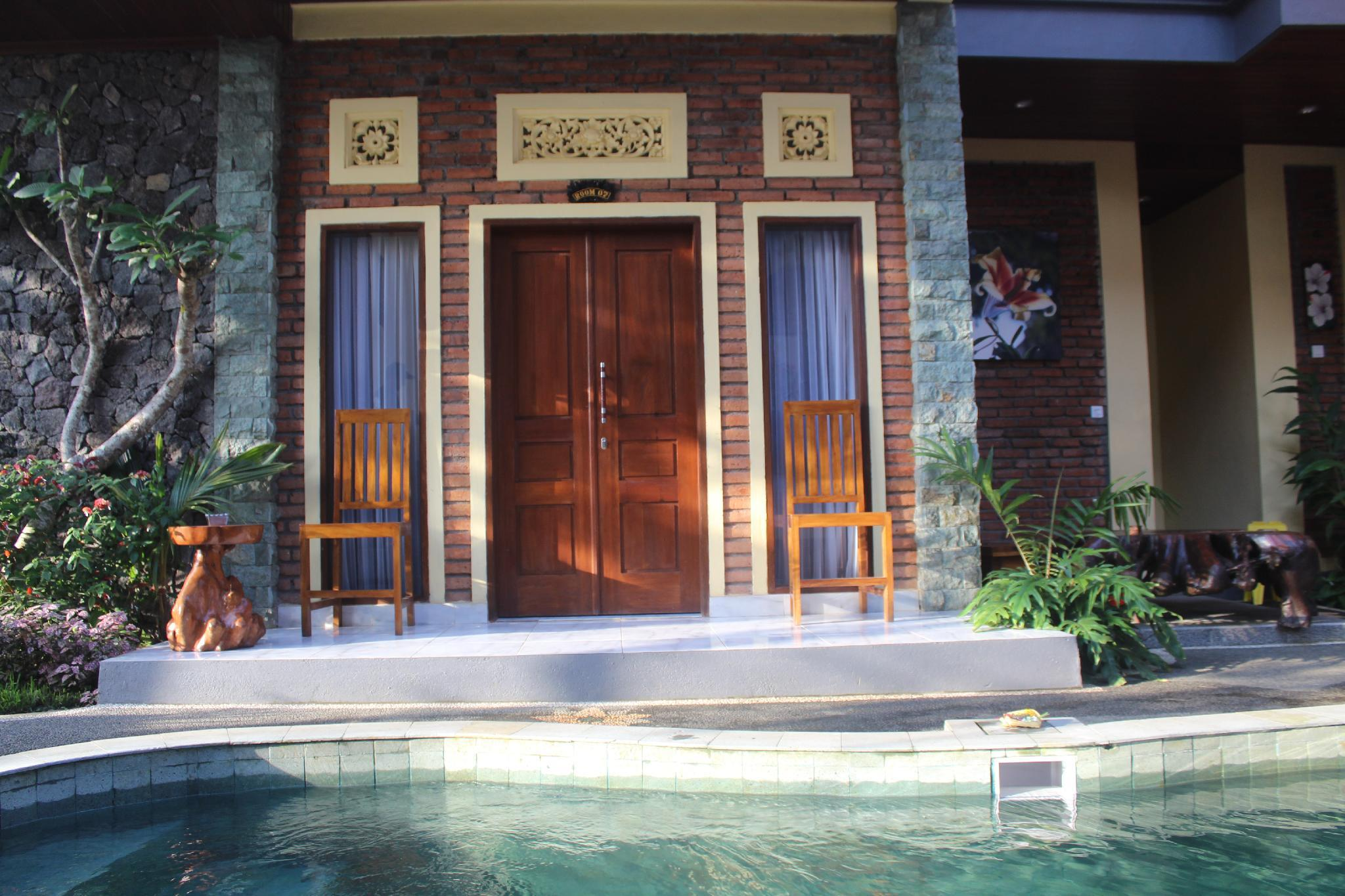 The Garuda Villa and Restaurant, Tabanan