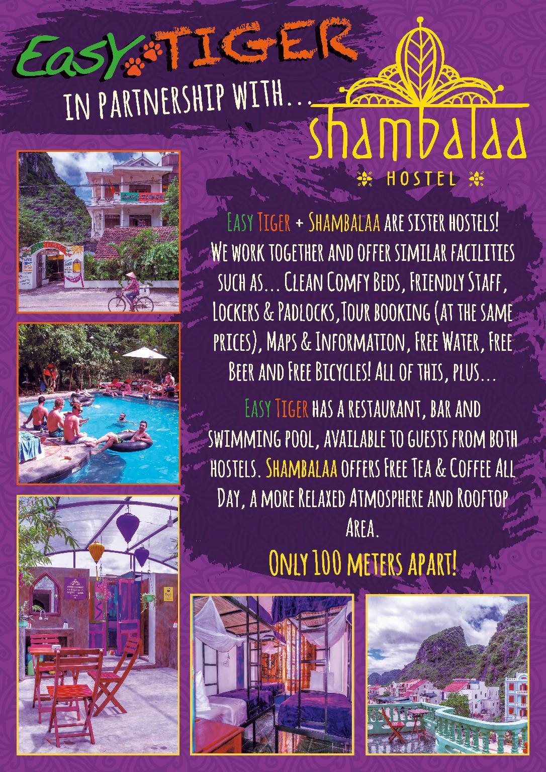 Shambalaa Hostel, Bố Trạch