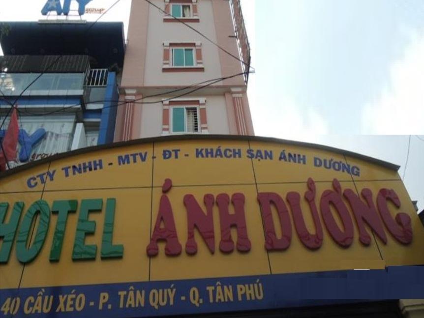 Anh Duong Hotel Saigon, Tan Phu