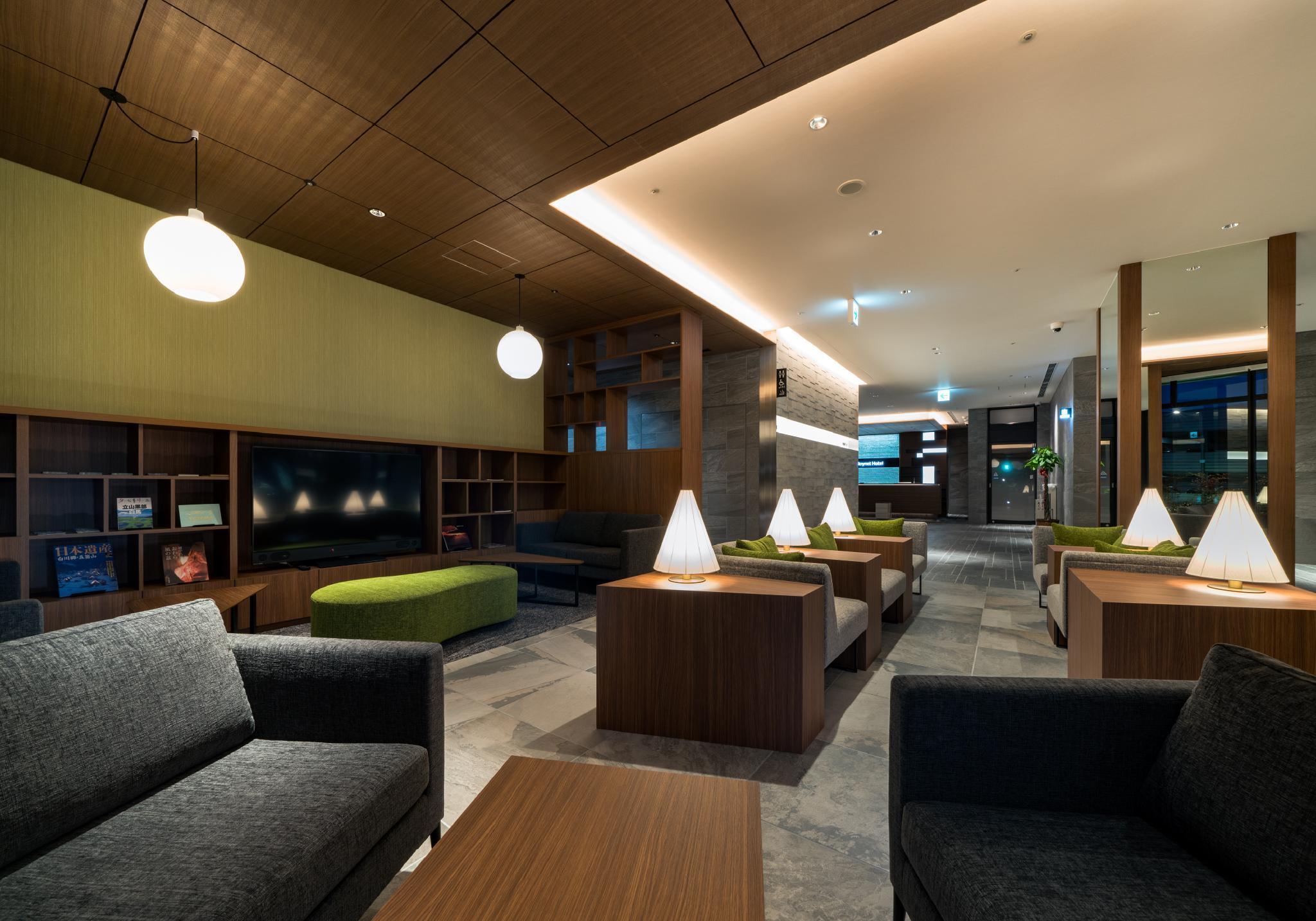 Daiwa Roynet Hotel Toyama-Ekimae, Toyama