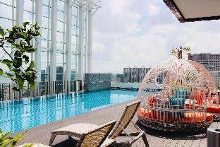 High Floor Suasana Suites 213A in JB + WiFi, Johor Bahru