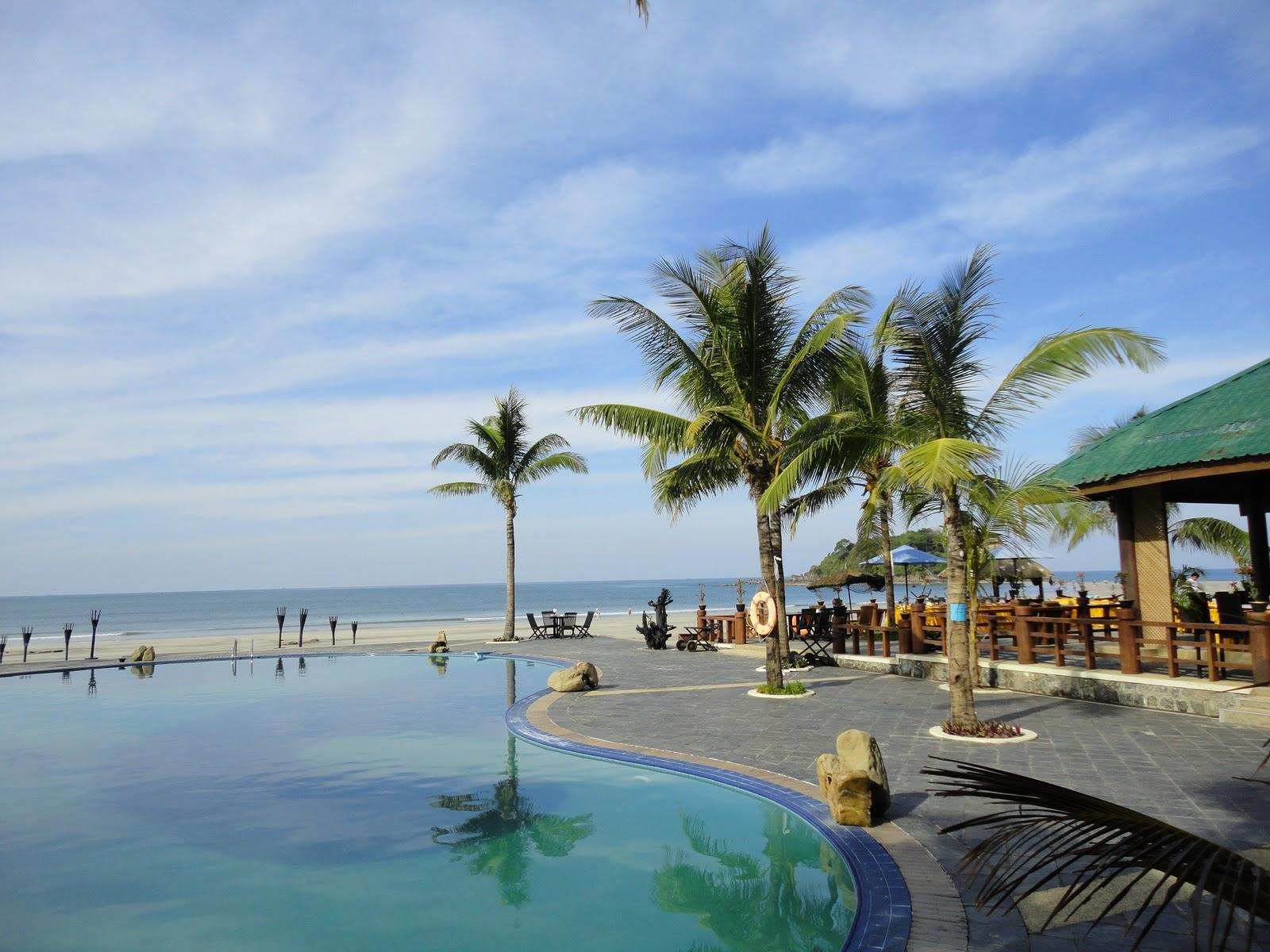 Central Hotel Ngwe Saung, Bassein