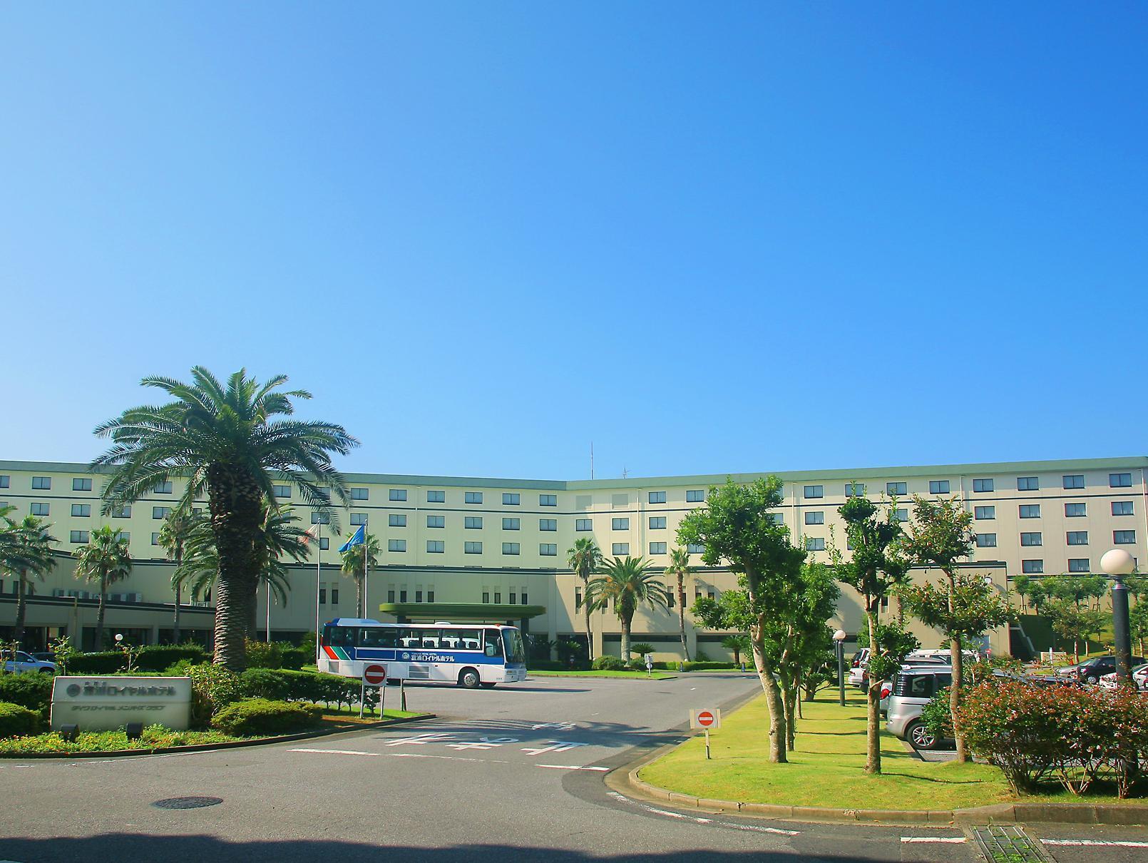 Tomiura Royal Hotel, Minamiboso 南房富浦皇家酒店