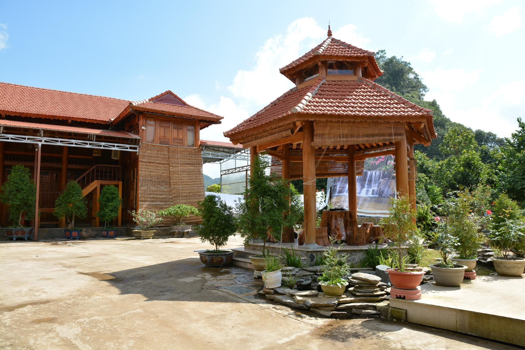 Moc Luxury Homestay, Mộc Châu