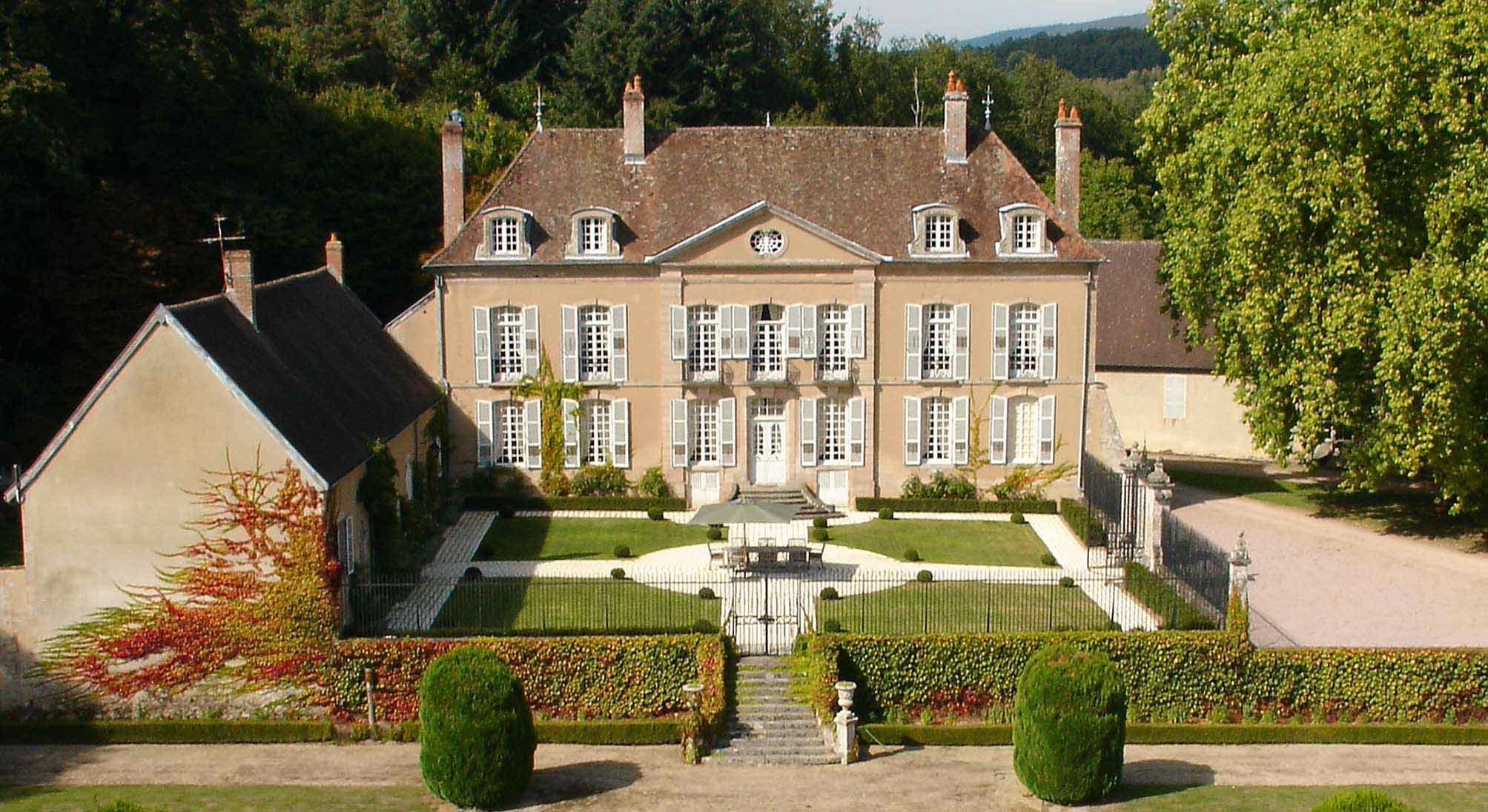 Chateau de Villette, Nièvre