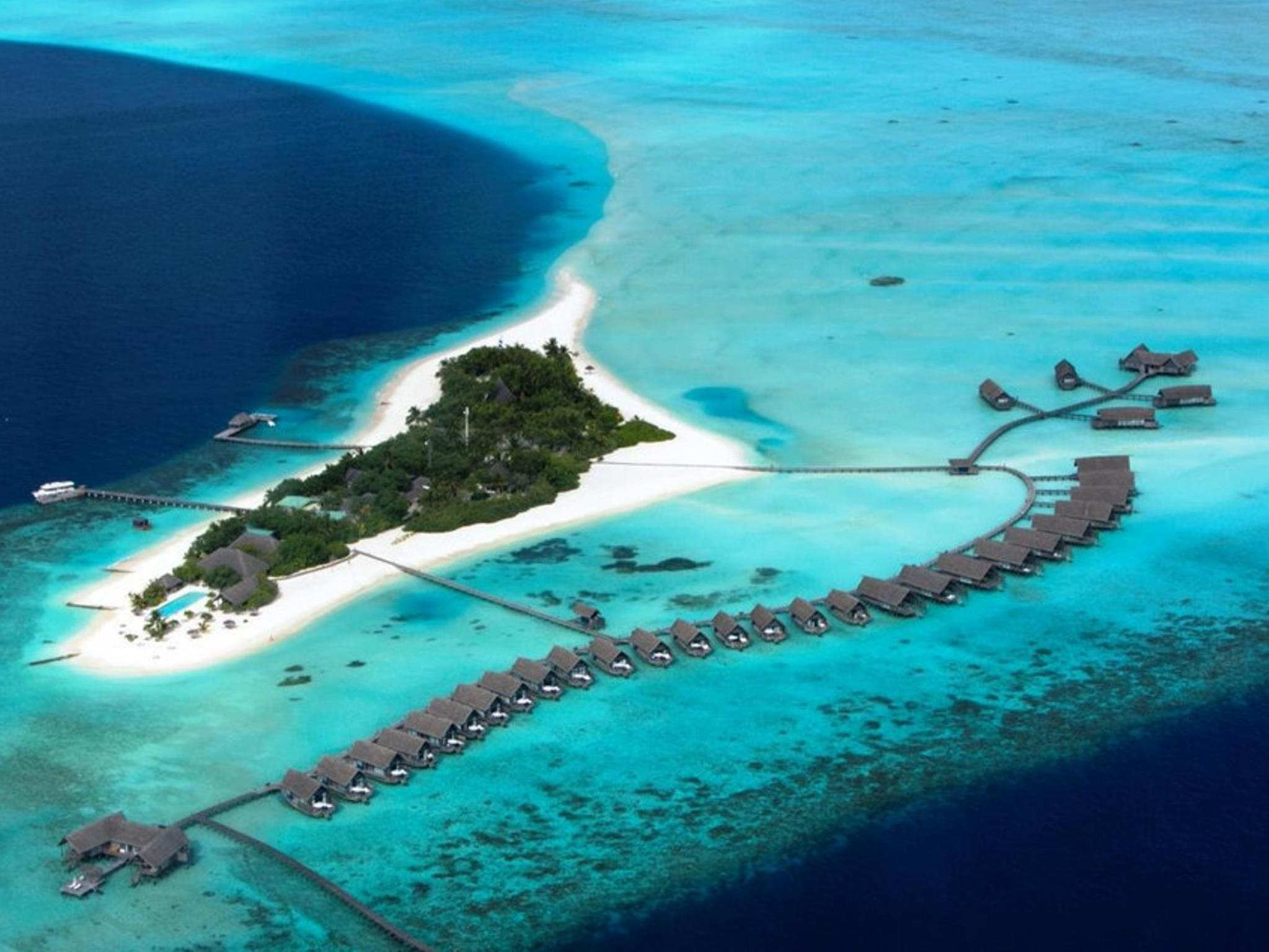 Best price on cocoa island by como in maldives islands for Mejores resorts maldives