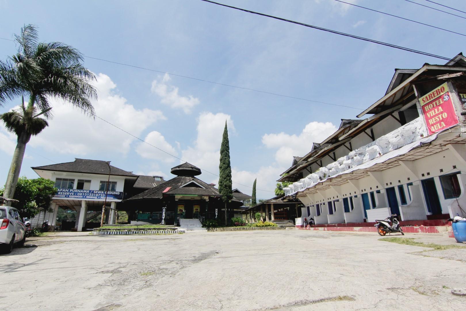 Villa Penginapan Purnama