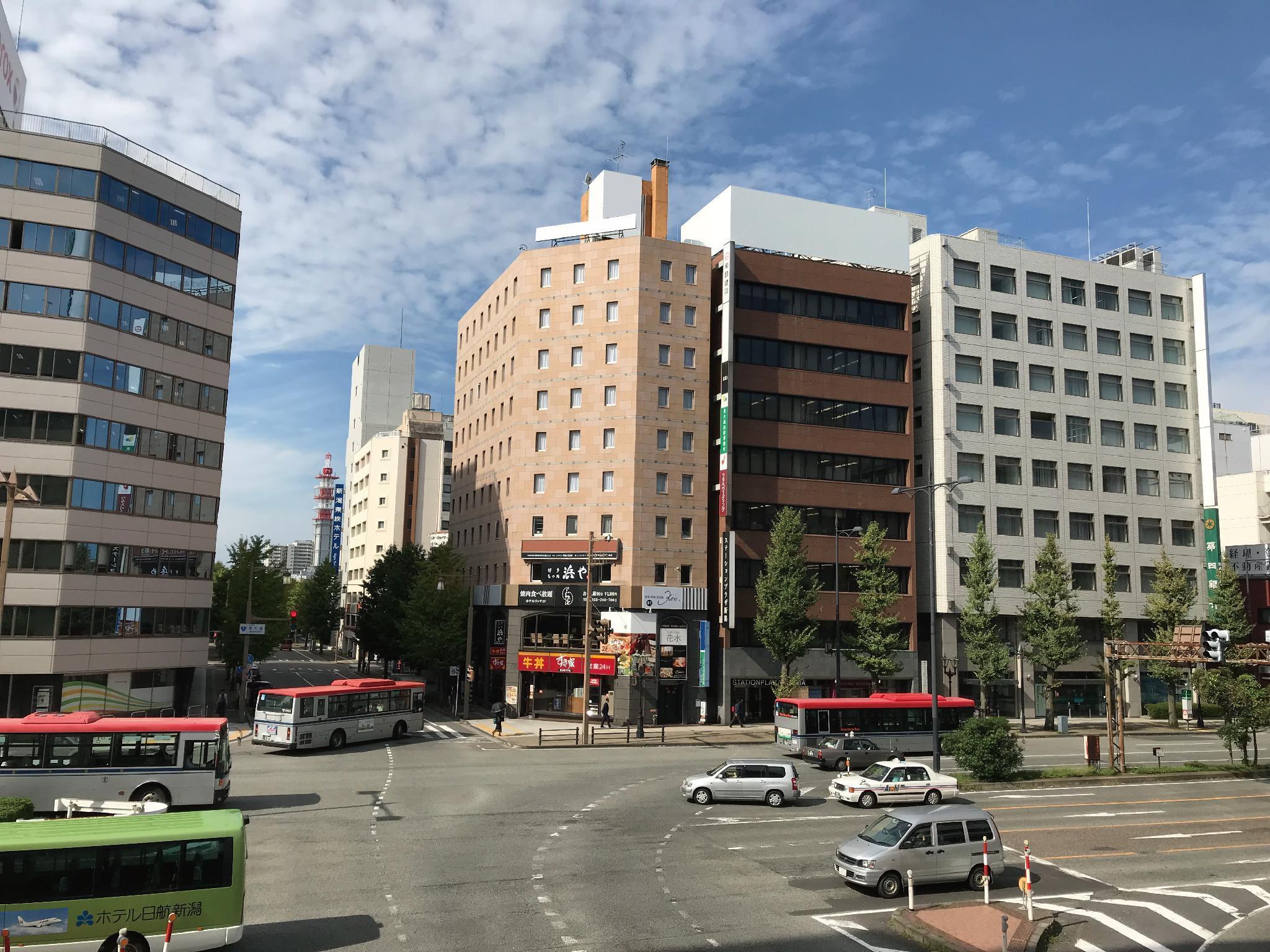 APA Hotel Niigata Ekimae Odori, Niigata