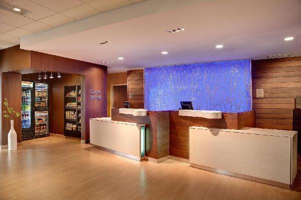 Fairfield Inn & Suites New York Staten Island New York