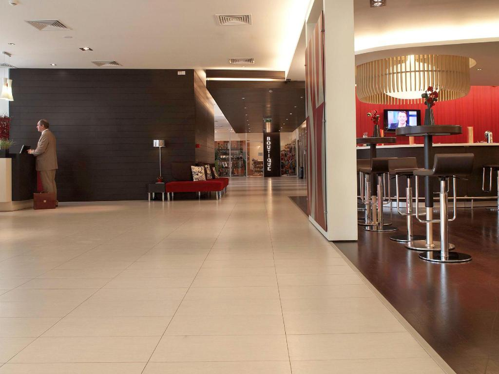 Best Price on Novotel Athens Hotel in Athens + Reviews!