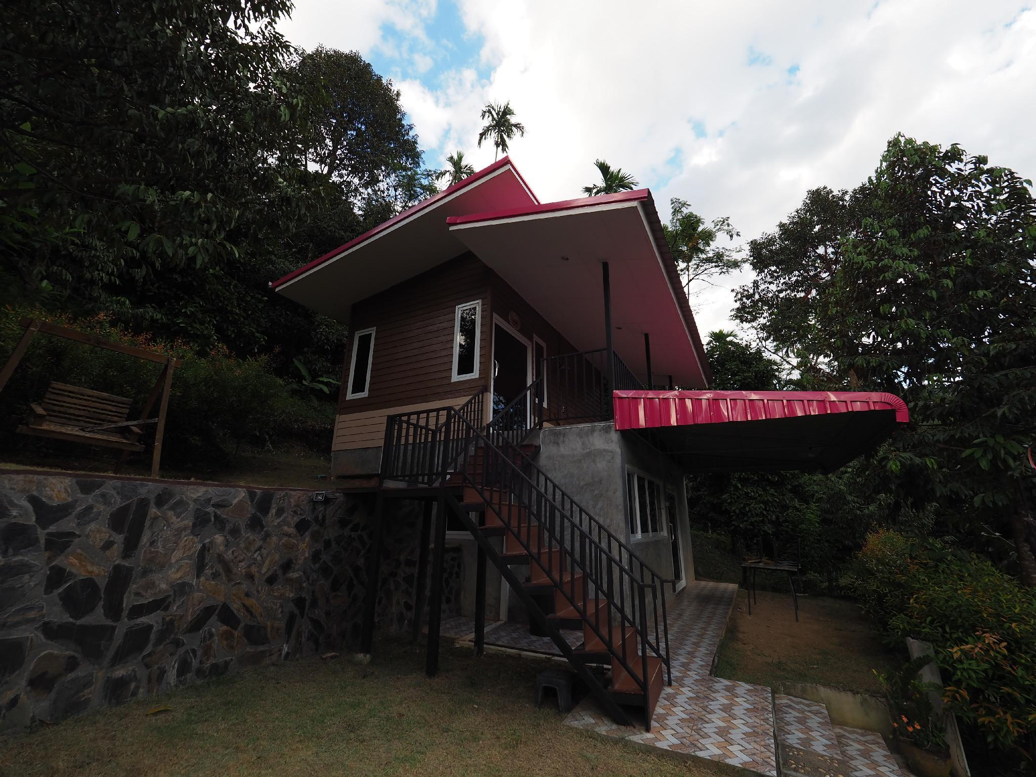 Urawadee Homestay, Lan Saka