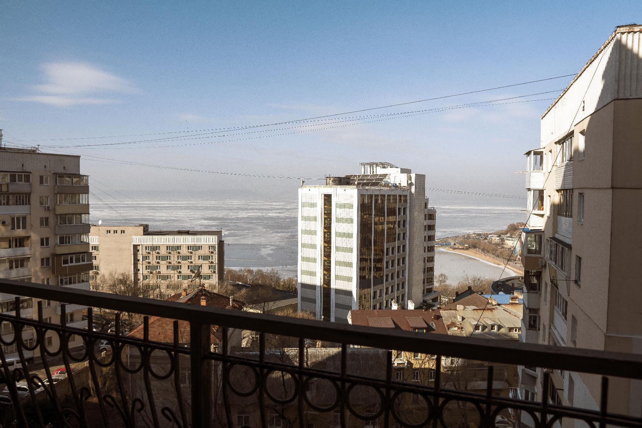 블라디보스톡 시내 아파트/Apartment in Vladivostok city Arbat