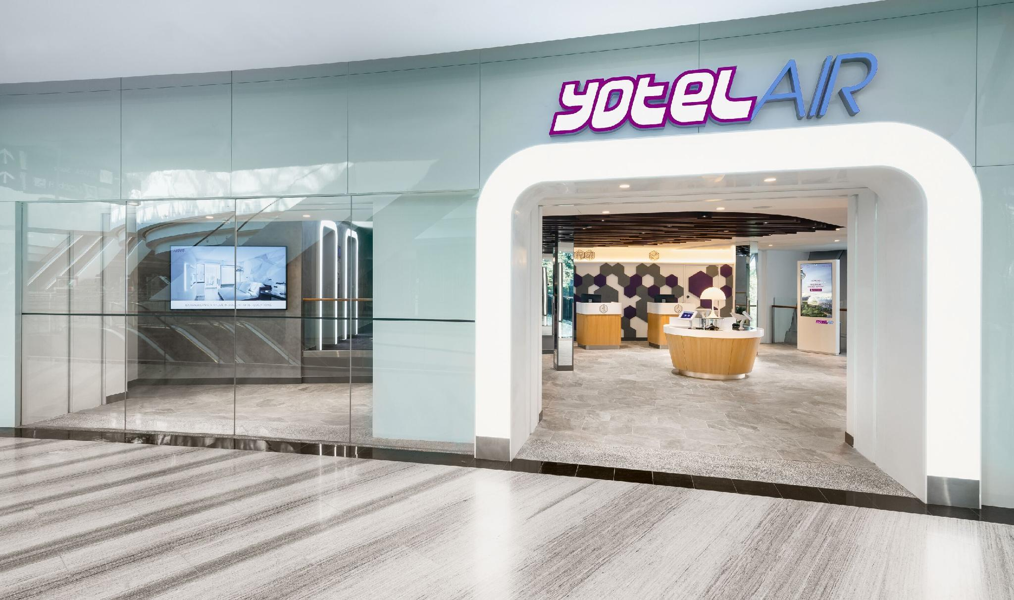 YOTELAIR Singapore Changi Airport at Jewel,Changi