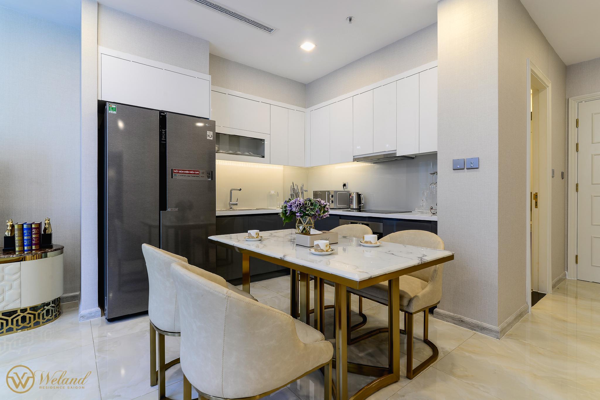 Weland Residence Saigon, Quận 1