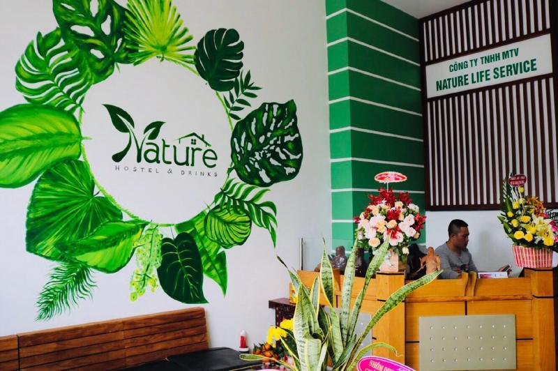 Nhà Trọ & Đồ Uống Nature