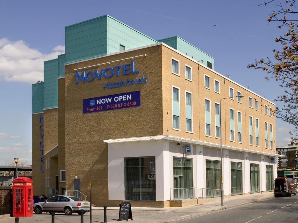 best price on novotel london greenwich hotel in london