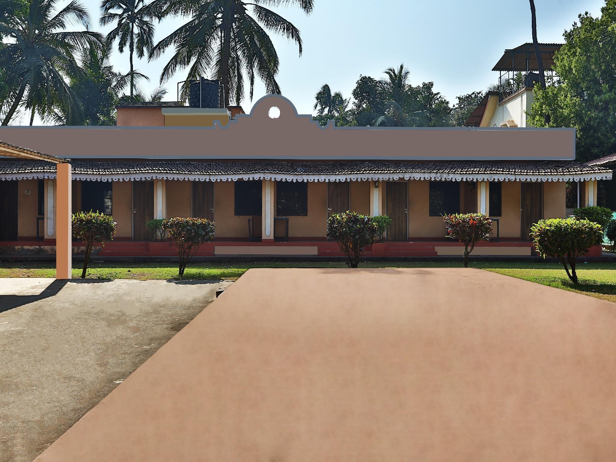 OYO 24163 C Beach Resort, Palghar