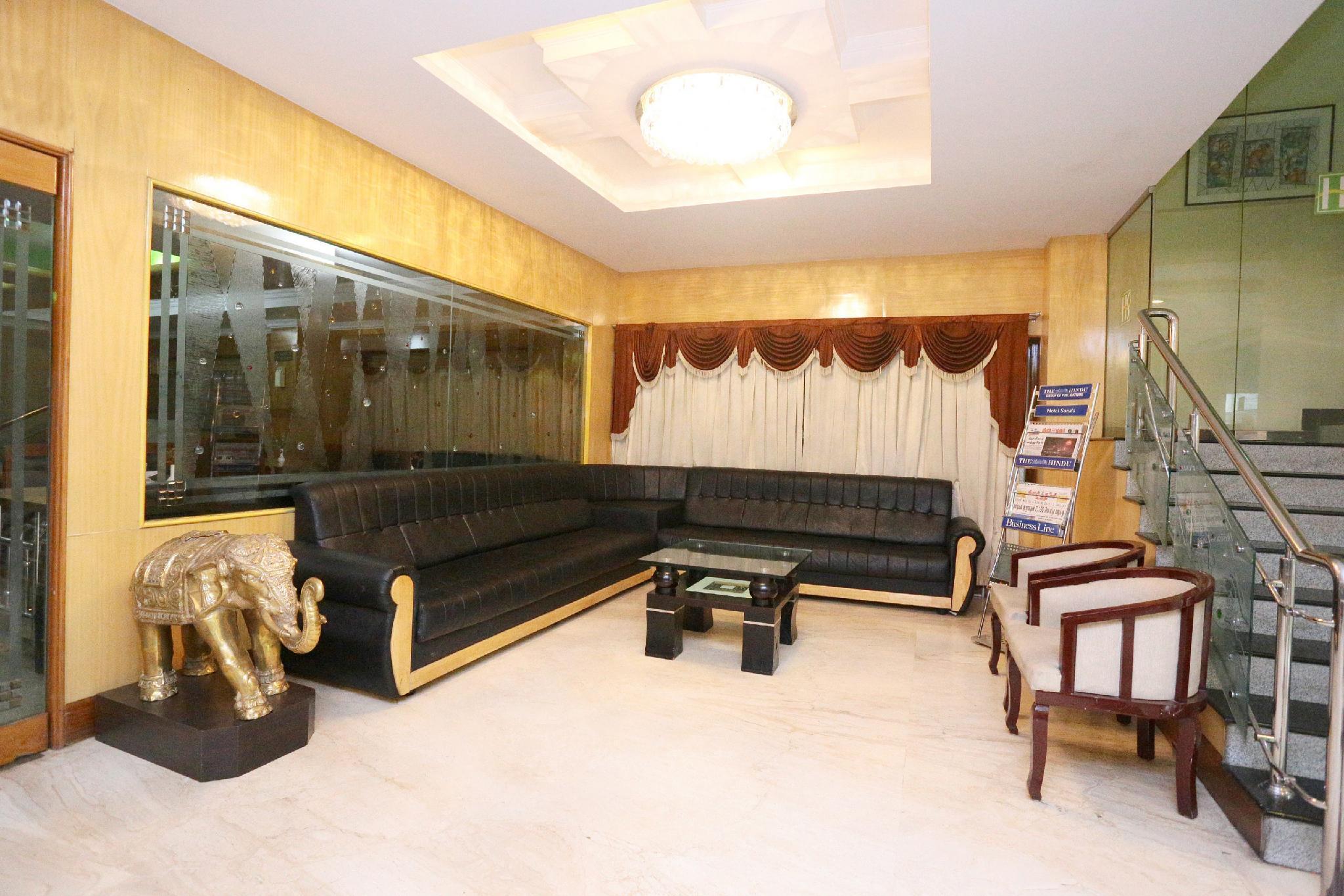 OYO 4618 Sonas Inn Trichy, Tiruchirappalli