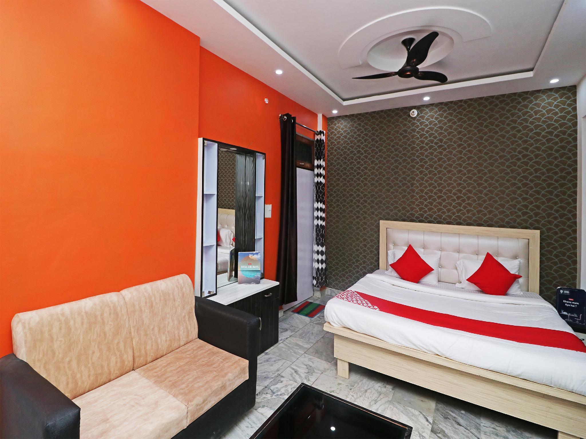 OYO 26668 Krishna Hotel, Allahabad
