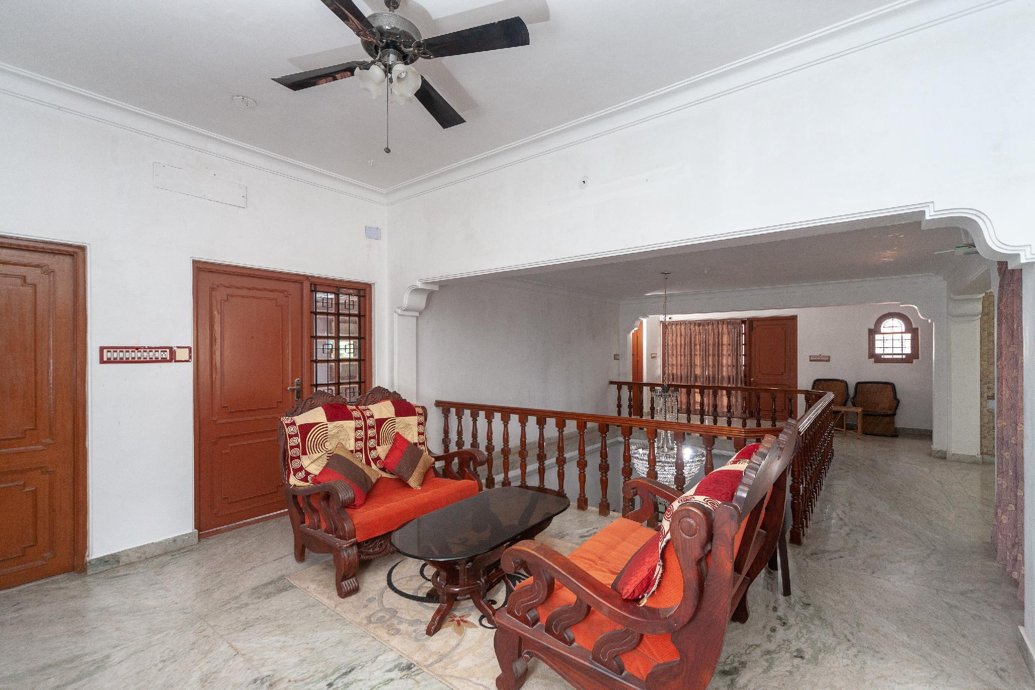 OYO 18388 L'heritage Riad, Puducherry
