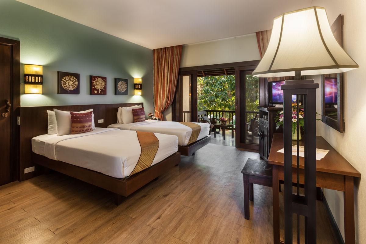 Lanna Dusita Riverside Boutique Resort, Muang Chiang Mai
