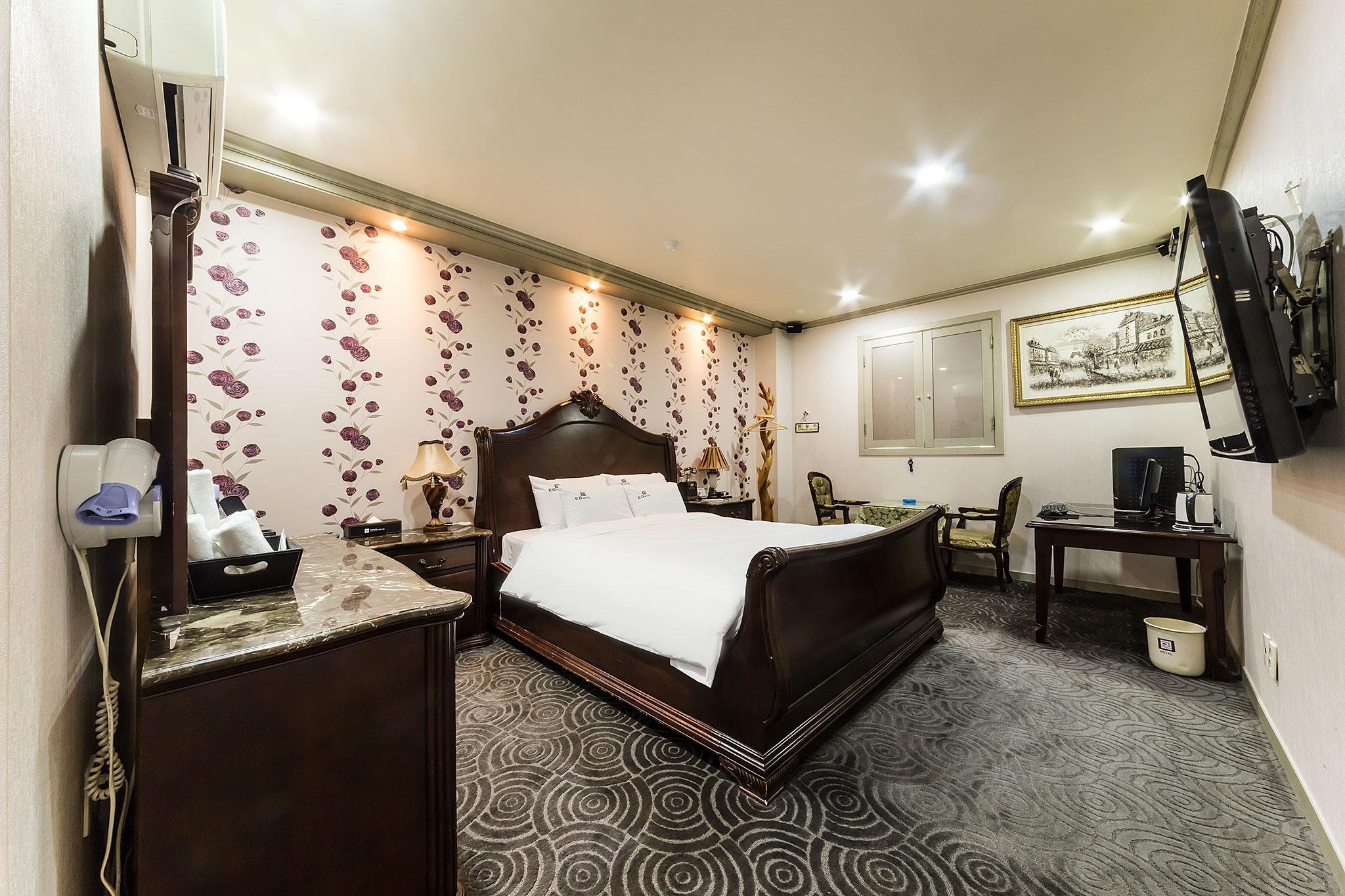 ED Hotel, Wonju
