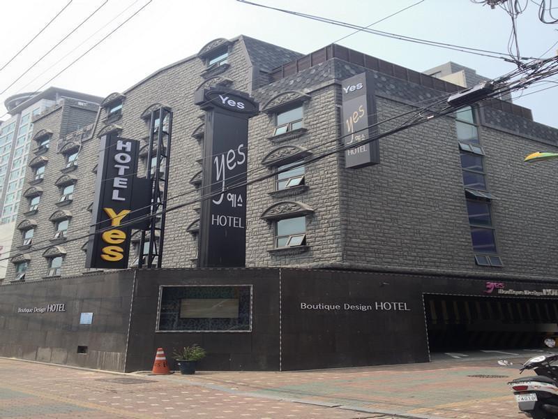 Yes Hotel, Bucheon