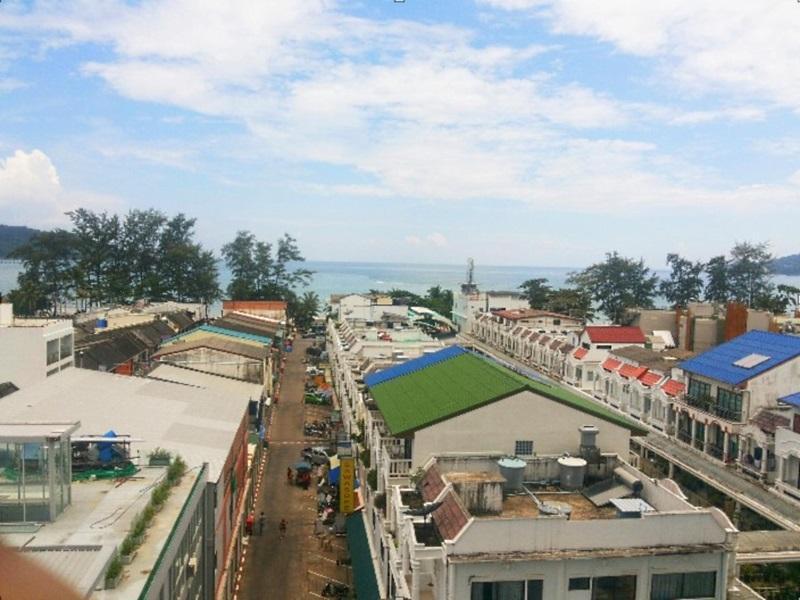Patong Tower Apartment by United 21 Thailand, Pulau Phuket