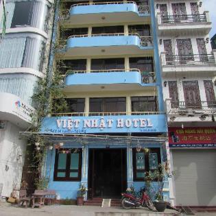 Khách sạn Việt Nhật Hạ Long