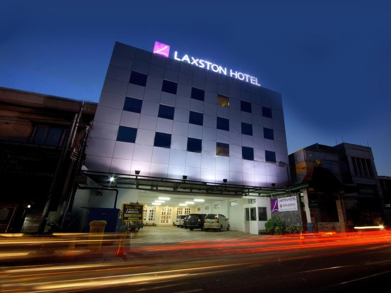 Laxston Hotel by Front One