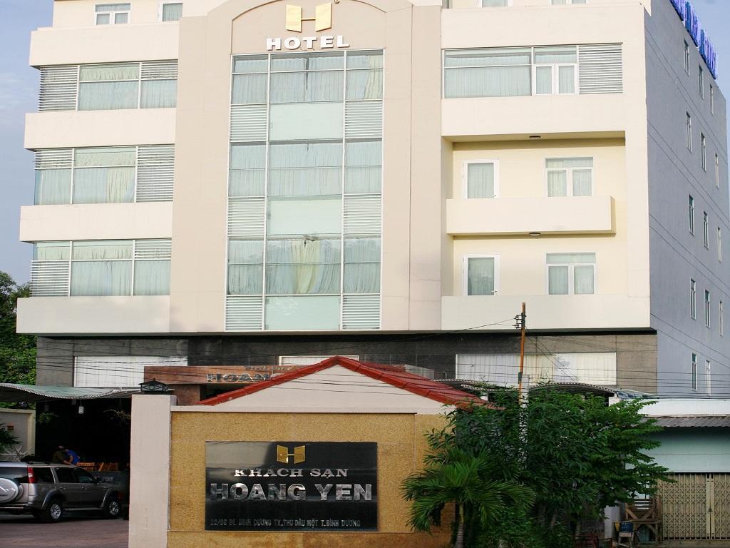 Hoang Yen Hotel Thu Dau Mot, Thủ Dầu Một
