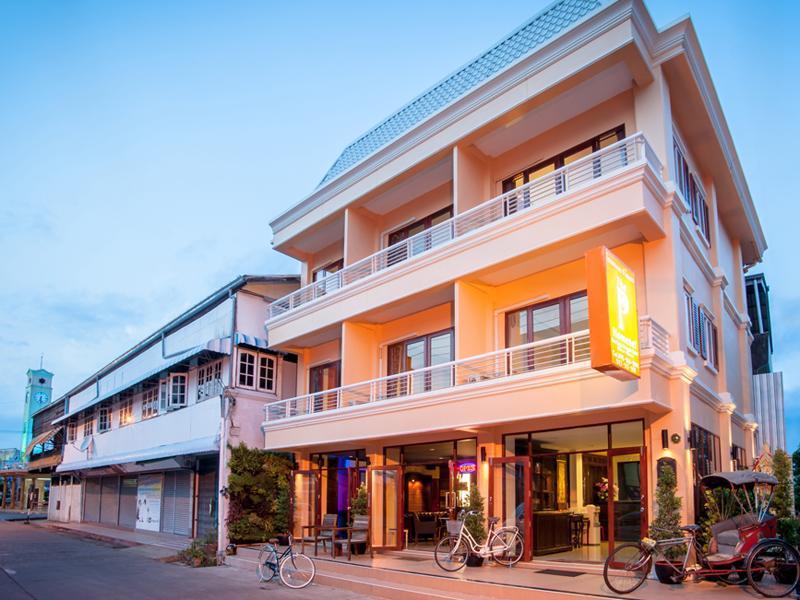 The P Hometel, Muang Nakhon Phanom