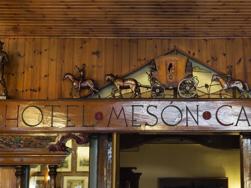 Meson Castilla Hotel, Barcelona