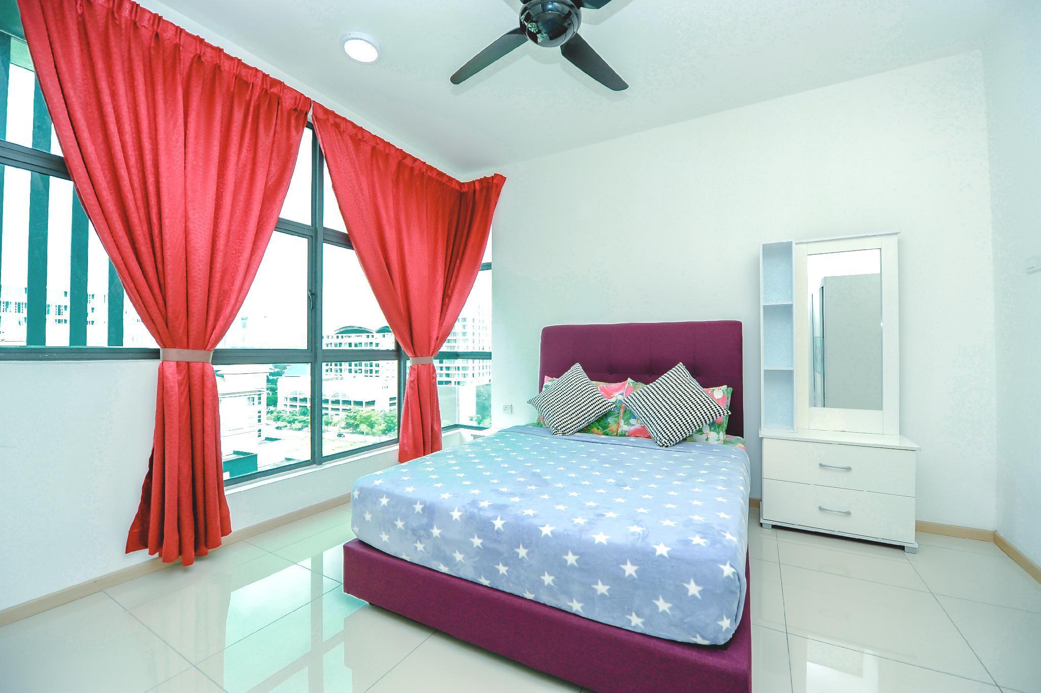 Shah Suites (Vista Alam Apartment Homestays), Kuala Lumpur