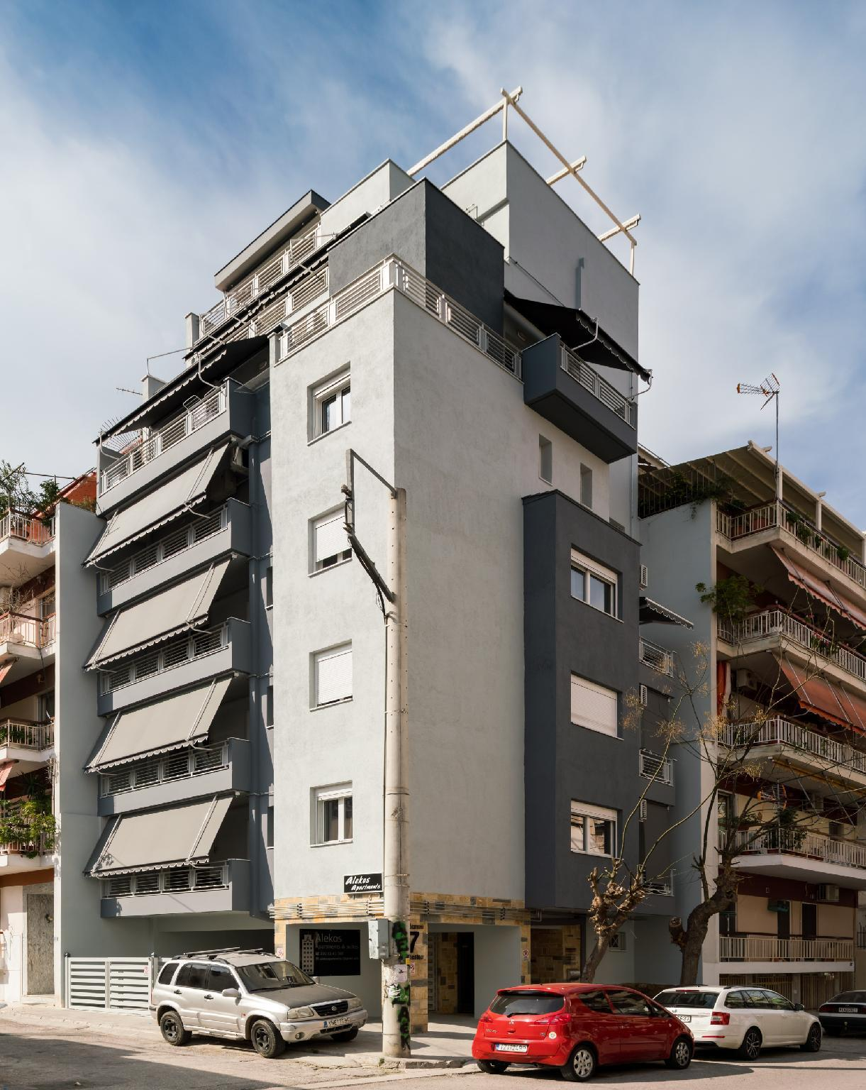 Alekos Apartments