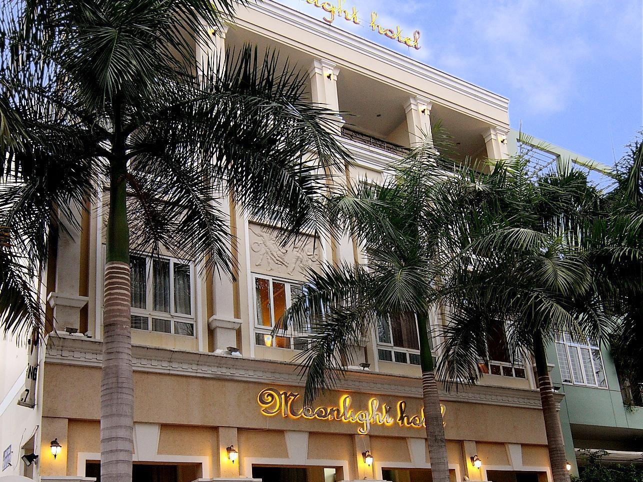Khách Sạn Moonlight Hồ Chí Minh