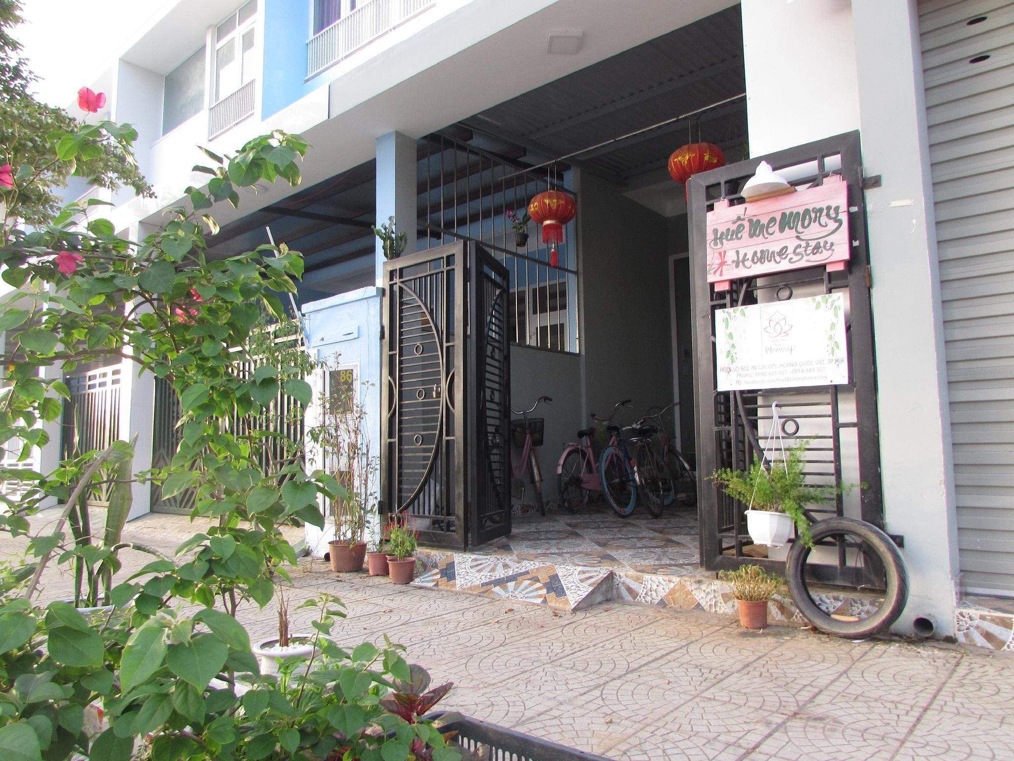 Memory Homestay, Huế