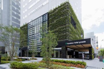 hôtel karaksa grande tour Shin-Osaka