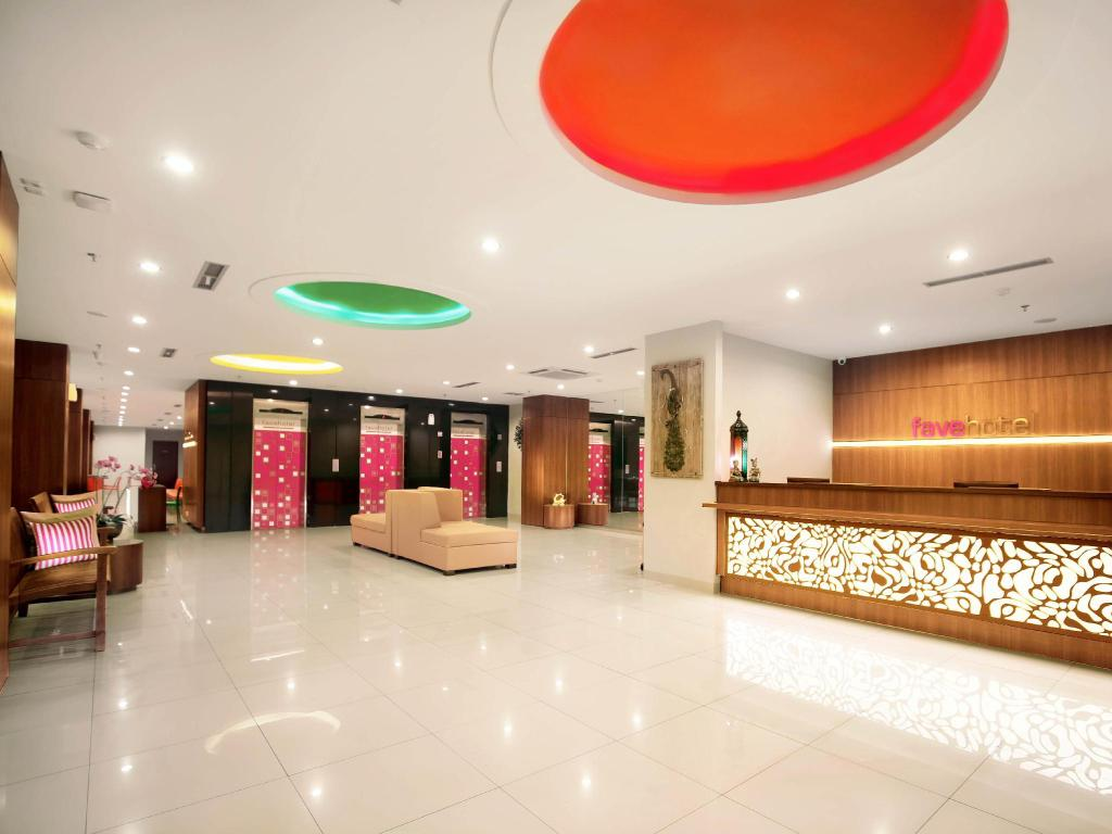 Best Price On Favehotel Hyper Square In Bandung   Reviews