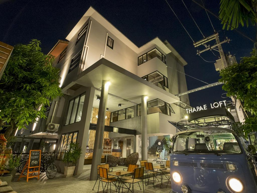 Best Price On Thapae Loft Hotel In Chiang Mai   Reviews