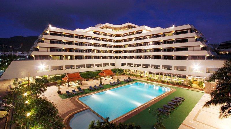 Patong Resort, Pulau Phuket