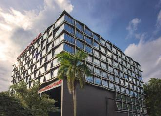 Travelodge Harbourfront Singapore (SG Clean Certified)